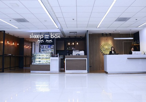 Sleep Box by Miracle 魔幻睡盒酒店 Miracle 曼谷